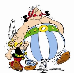 Asterix, Obelix e Idefix