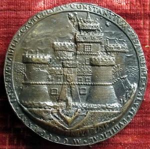 Medaglia Pesaro