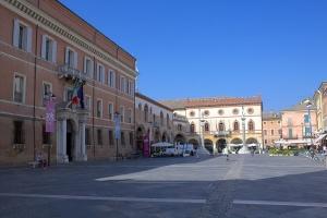 Piazza Popolo Ravenna